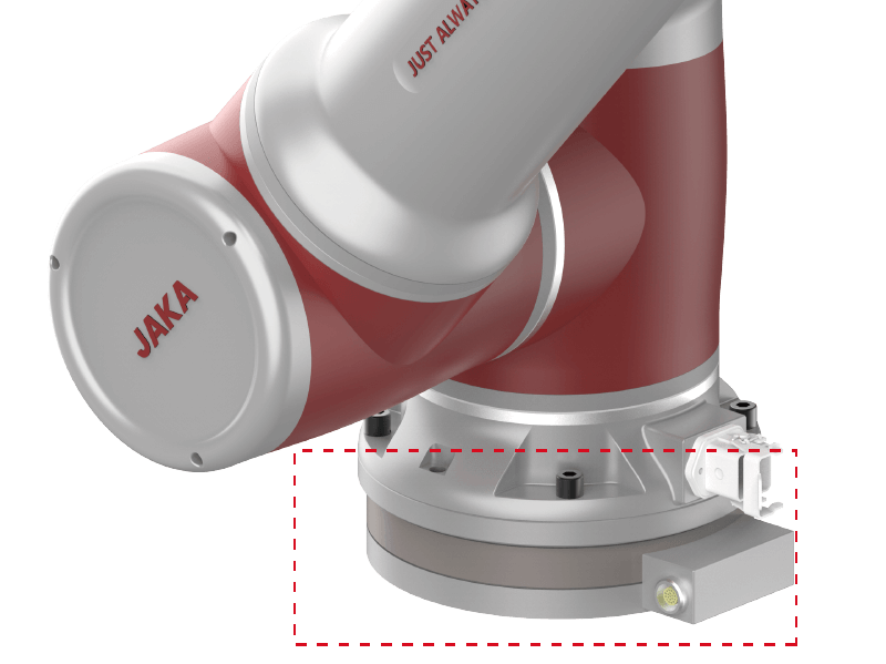 JAKA-ZU-S_pedestal