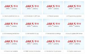 Profitez de la JAKA Academy